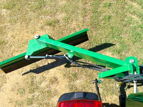Hydraulic Offset Grader Blade