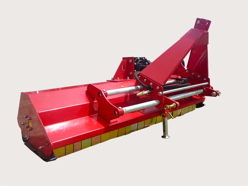 1 65m Hydraulic Offset Flail Mower (Mulcher Mower)