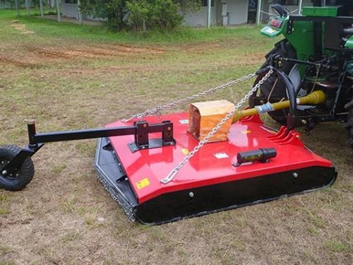 WHM Heavy Duty Slasher with wheel kit