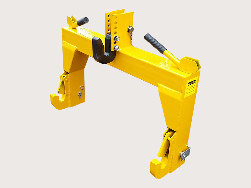 Quick Hitch Pin : Quick hitch adapter cat whm tractors