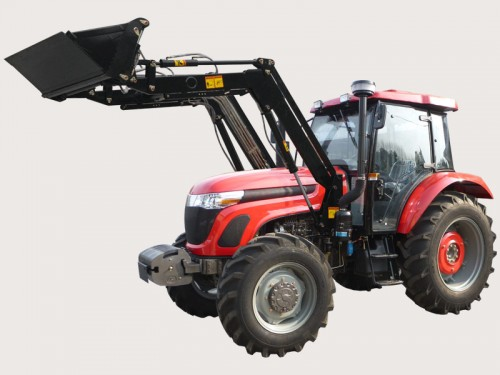 WHM 1124 112HP Tractor with Air-conditioned Cabin