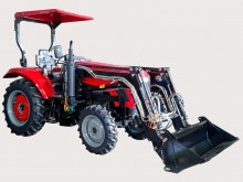 WHM 534 53HP 4WD Tractor
