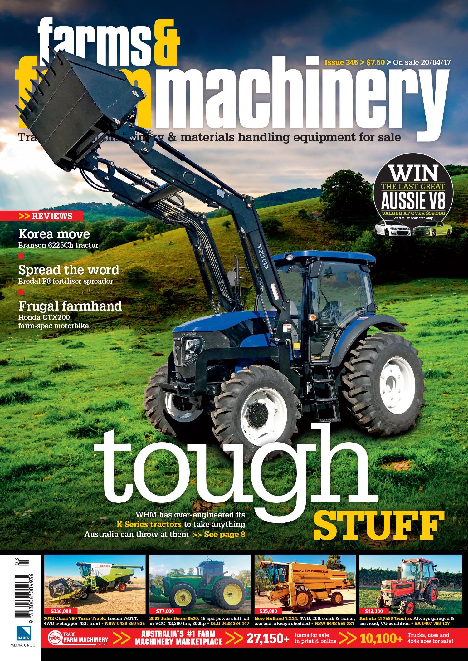FFM 345 cover April 2017