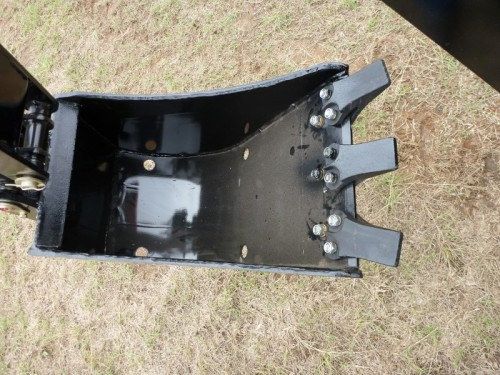 WHM LW7E Side Shift Backhoe bucket