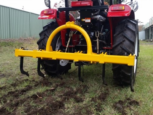 6 Tine Ripper Chisel Plough WHM